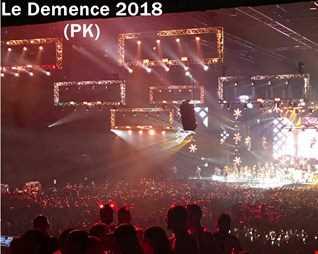 PK's La Demence Tribute 2018