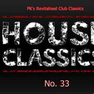 PK's Revitalised Club Classics No 33