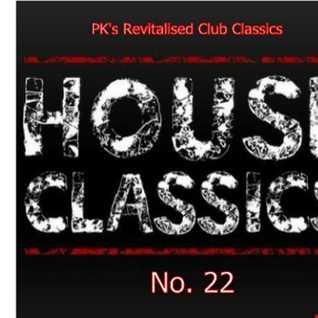 PK's Revitalised Club Classics No 22