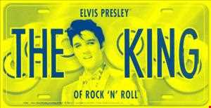 "ELVIS ""THE KING"" PRESLEY MIX 1"