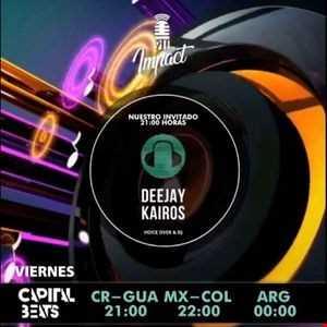 Mixed By Deejay Kairos (Capital Beats) 91.1fm Costa Rica Vol 2 Uplifting Gospel House Music