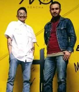 Tour santificación AO Elalfaomega & Deejay Kairos (Live)
