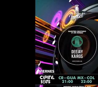 Mixed by Deejay Kairos Capital Beats 91.1 fm  Vol 3