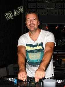 DJ A V DEEP HOUSE MIX SUMMER MEMORIES
