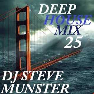 DEEP HOUSE MIX 25