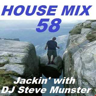 House Mix 58 (Jackin' with Jack The Lad)