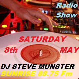 Saturday 8th May Radio Show (With Full Track Listing)
