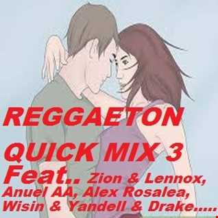 Reggaeton Quick Munster Mix 3 (Refresh)