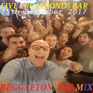 Live from Bonds Bar Dec 15th from 11pm to Midnight