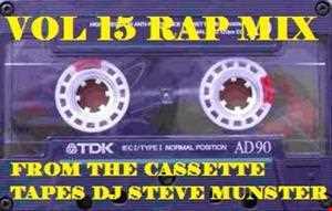 From the cassettes tapes volumes 15 (Hip hop & Rap)KRS1,GrandmasterMelleMel,Dennis Edwards,Whodini,MarleyMarl,MikeD,EPMD,LLCoolJ,RoxanneShante,KurtisBlow.