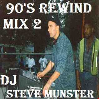 90's Rewind Mix 2 (Back in time)