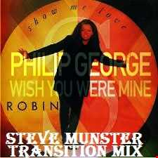 Philip George Vs Robin S - Show me Hands up in the Air were Mine (Transition)