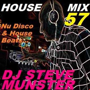 House Mix 57 (Nu Disco & House Beats)