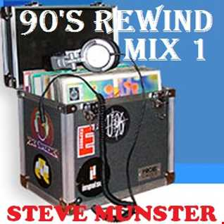 90's Rewind Mix 1 (Rewind to the Naughties)