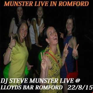 Munster Live in Romford Mix