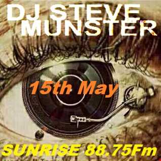DJ Steve Munster Sunrise Radio15th May 2021