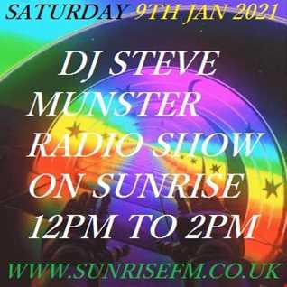 DJ Steve Munster Sunrise88.75fm Radio Show