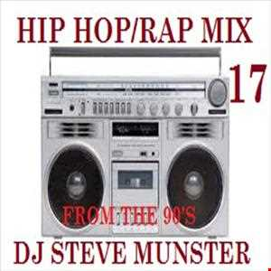 From the cassettes tapes volumes 17  (1 hour Hip hop & Rap Mix)PublicEnemy,Mantroix,NikkiD,Del,TatBoys,JungleBrothers,LLCoolJ&6OtherArtists.