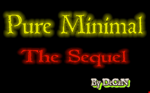 Pure Minimal The Sequel