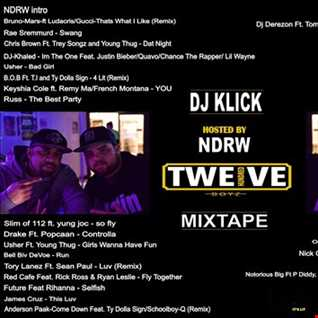 DJ KLICK & NDRW HIPHOP & RNB 1200 BOYZ MIX