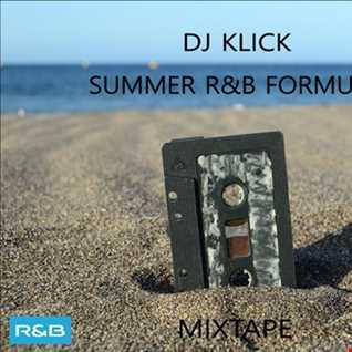 DJ KLICK   SUMMER R&B FORMULA
