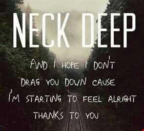 Neck Deep - Alex Tyceni & Schrieber