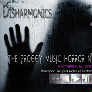 The Proggy Music Horror Night @ Dishfm.club