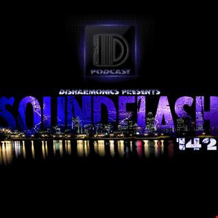 Disharmonics pres. Soundflash 142 @ DishFM (PCast)