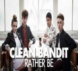 Clean Bandit  Rather Be ' BASS E' (MASH UP)