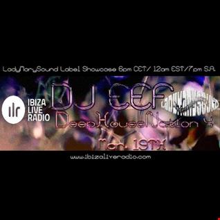 Ladymarysound label showcase March 19 Th  Deep house nation radioshow   DJ EEF