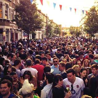 The Great British Street Party V (2015) - PROMO DJ MIX (free download)
