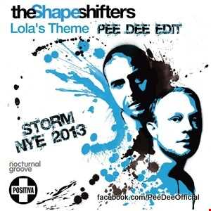 Josue Carrera vs Shapeshifters  - Sharpshooter's Theme (Pee Dee Edit)