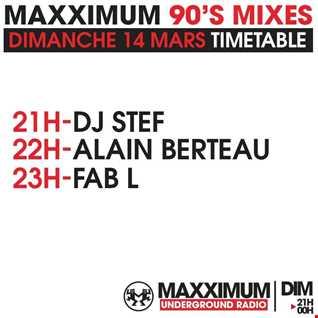MaXXimum PanoraMAXX 90s Alain Berteau 2021