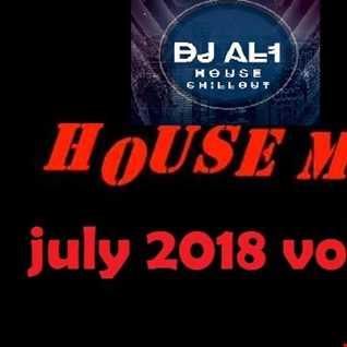 DJ AL1 MIX july 2018 VOL4 (HOUSE)