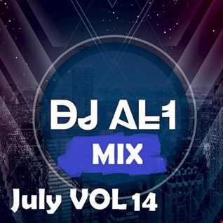DJ AL1 MIX july 2018 VOL 14 (DANCE)