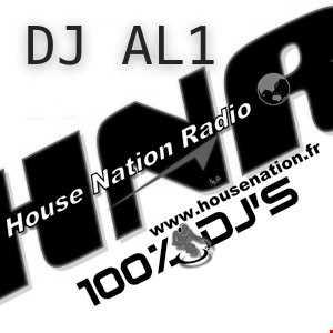 DJ AL1 House Nation Radio Show (03 fevrier 2013