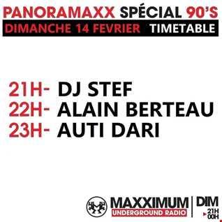 MaXXimum PanoraMAXX 90s Alain Berteau 2021 vol  2