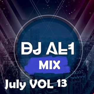 DJ AL1 MIX july 2018 VOL 13 (DANCE TRIBAL)