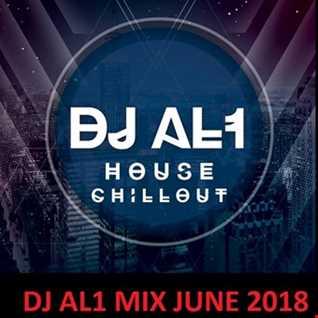 DJ AL1 MIX JUNE 2018 VOL3