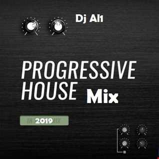 DJ AL1's  Progressive House mix 2019 vol 1
