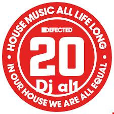 DJ AL1's Tribute 20th Defected VOL 3