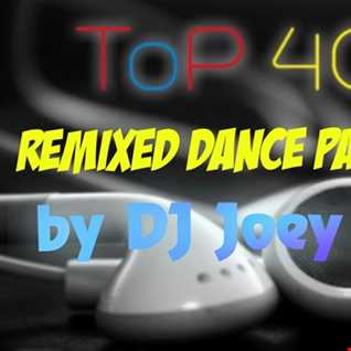TOP 40 REMIXED SUMMER DANCE PARTY 2017