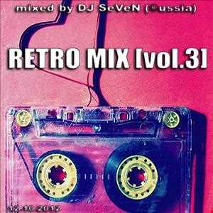 DJ SeVeN (®ussia) [vol.3] - 90' RETRO MiX ' 12.10.2012