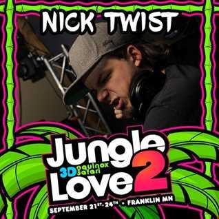 Nick Twist Live at Jungle Love Shortcut
