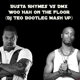 Busta Rhymes Vs Dmx - WooHah On The Floor (Dj Teo Bootleg Mash Up)