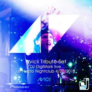 Avicii Tribute by DJ DigiMark Live at Necto April 20