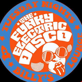 Funky Electric Disco - DJ DigiMark Live at Billy's Aug 4, 2015