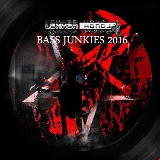 LH // ME 201608 // Bass Junkies 16 // DnB, Crossbreed, Neurofunk