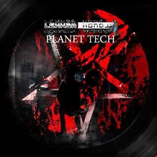 LH // ME201601 // Planet Tech // DnB, Neurofunk, Techstep