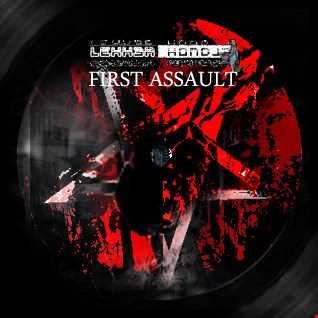 LH // ME 201614 // First Assault // DnB, Neurofunk, Techstep